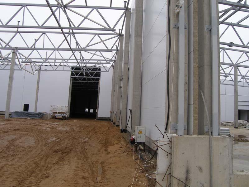 Проект строительства комплекса по колористике материалов