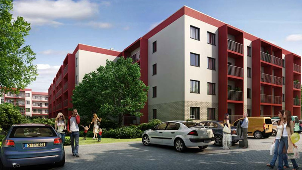 Проект строительства комплекса малоэтажной жилой застройки